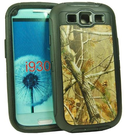 Чехол OtterBox Defender Camo для Samsung i9300 Galaxy S3