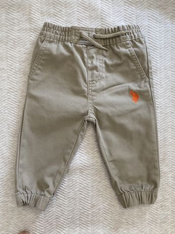 Детские брюки, U.S. Polo Assn., оригинал, 18 месяцев