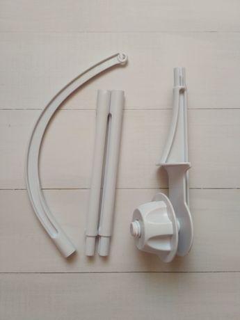 Основа кронштейн держатель для мобиля на кроватку без крестовины