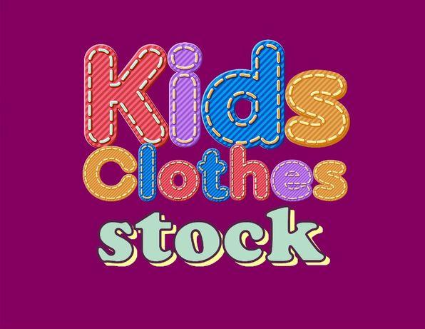 Сток детской одежды. Дитячий одяг. Боди. Человечки.