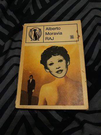 Raj Alberto Moravia Książka