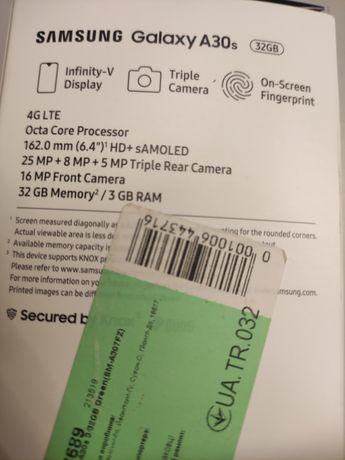 Плата Samsung a30s 32гб новая с гарантией