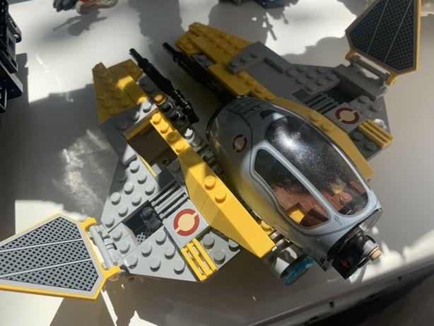 Lego star wars 75038 Джедайский перехватчик Энакина