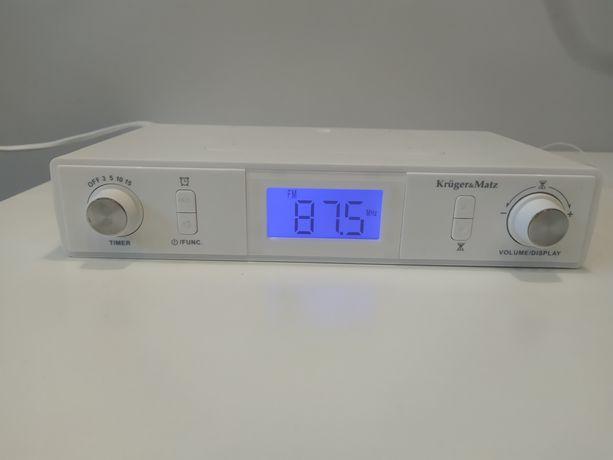 Radio kuchenne z minutnikiem i bluetooth Kruger&Matz KM0817