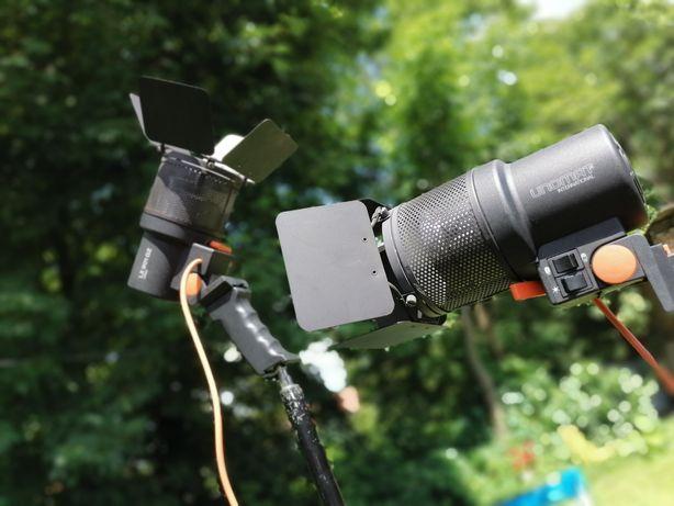 Profesjonalne lampy filmowe, fotograficzne Unomat