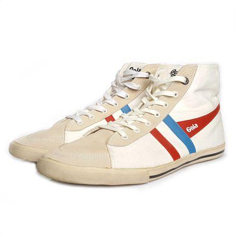 Высокие кеды сникеры gola aston high sneakers