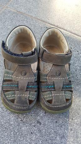 Półbuty buty dziecięce 22 skórzane Falcotto czyli Naturino