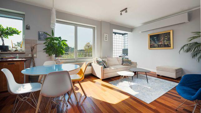 Piękny apartament 3 pok 82m, Mokotów ul Joliot-Curie, garaż