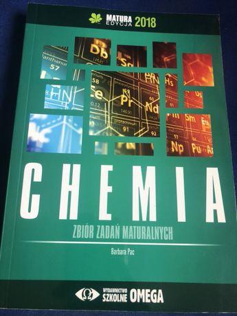 Chemia zbiór zadań maturalnych Barbara Pac, Omega