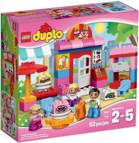 Lego Duplo Kawiarnia 10587