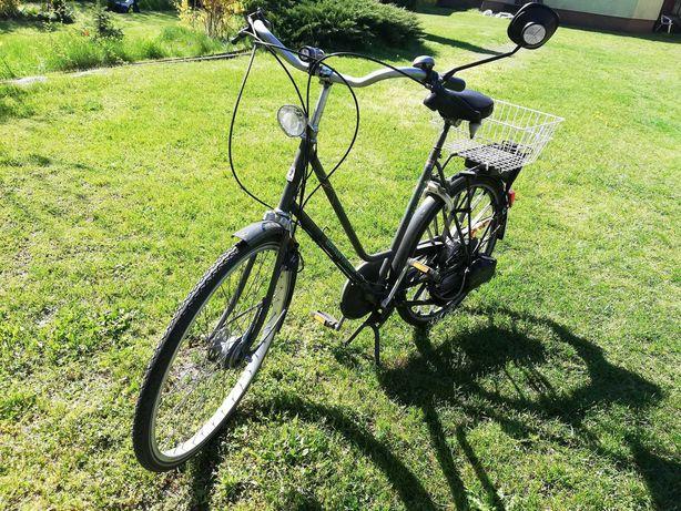 Rower Sparta z silnikiem spalinowym Sachs