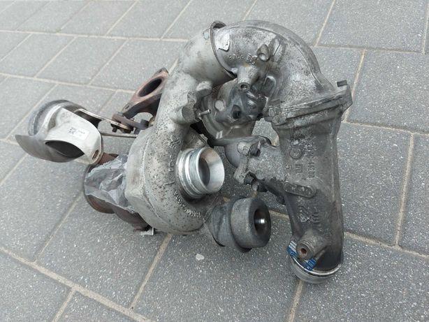 Turbosprężarka sprinter 2.2 cdi Om651