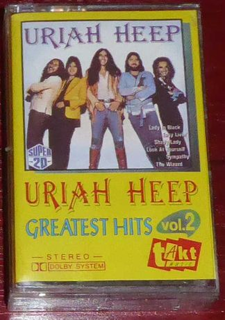 Uriah Heep Greatest Hits Vol.2 Dolby Stereo TAKT 1062