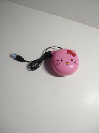 Масажер рожевий котик