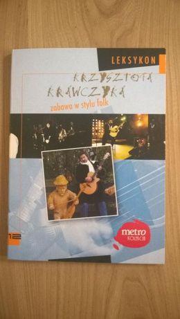 Płyta CD + książka Krzysztof Krawczyk