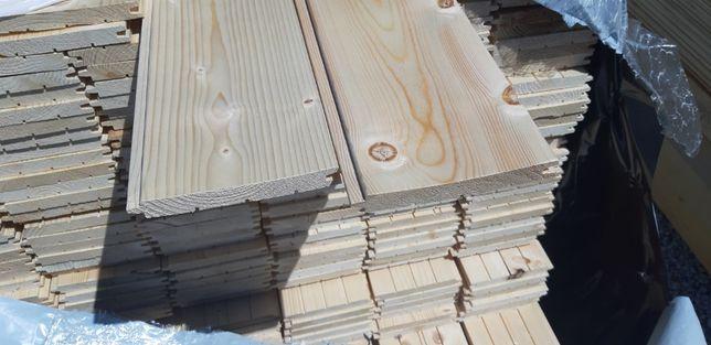 deska , deska elewacyjna ,podbitka drewniana ,boazeria gr  14 mm
