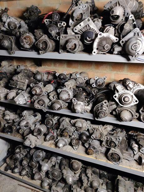 Стартер-генератор  транзіт,сієра,Т-4,Віваро Трафік,Скудо ,Добло,Комбо.