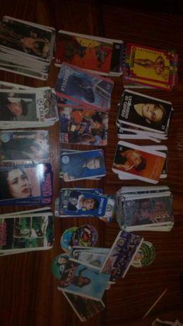Продам різні карточки в колекцію.