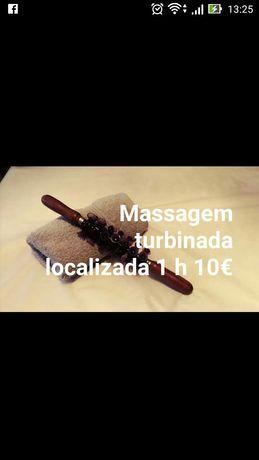 Massagem e tratamentos