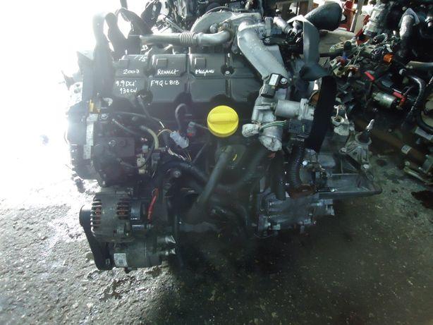 Motor Renault 1.9 DCI 130cv de 2007 (F9Q l 818)