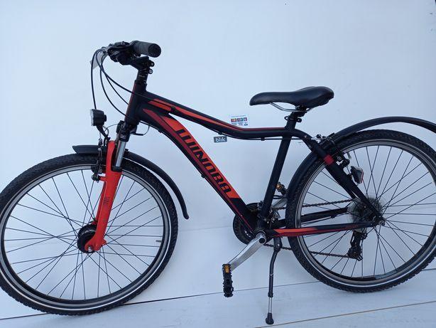 10+ Markowy 26 cali rower aluminiowy niemiecki Winora Rage
