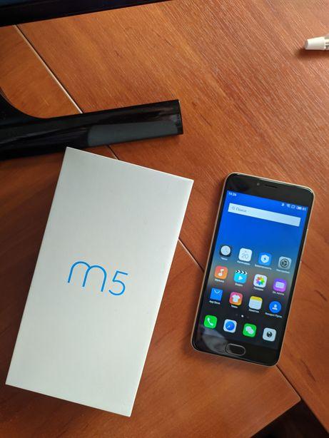 Meizu m5 3/32 идеальное состояние, полный комплект