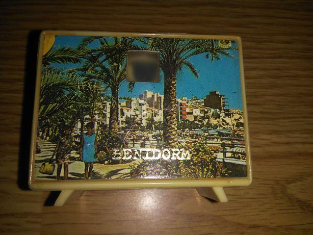 Máquina miniatura Benidorme mostra imagens só 4€ bom estado