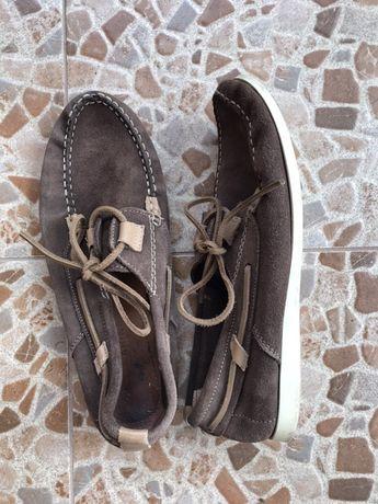 Туфлі капці взуття Макасіни замшеві 42р.