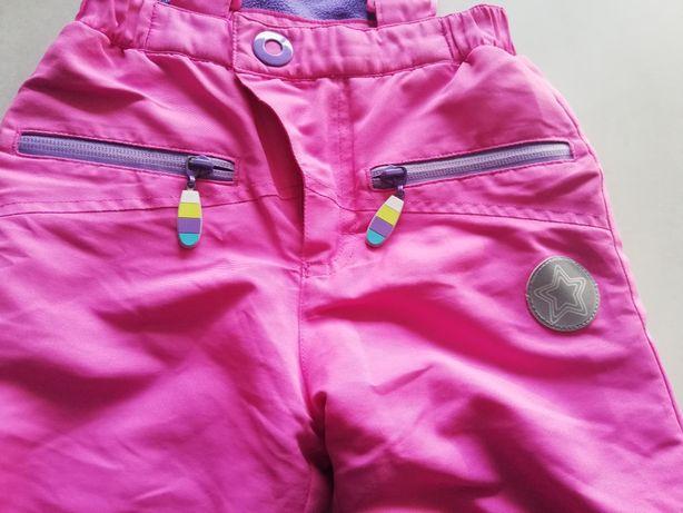 Spodnie narciarskie dziewczęce r. 98 coolclub