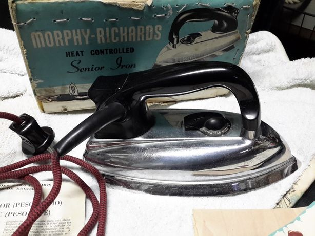 Ferros vintage morphy richards e ferro grafton