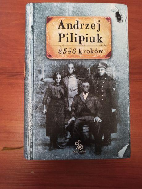 Andrzej Pilipiuk 2586 kroków książka