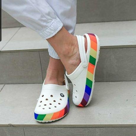 Кроксы Crocband Crocs Original обувь которая принесёт вам удовольствие