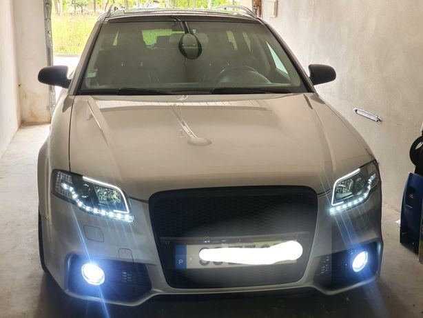 Audi A4 B7 S-line (Look) rs4