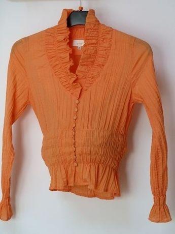 efektowna bluzka