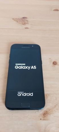 Vendo smartphone Samsung Galaxy A5 desbloqueado em muito bom estado