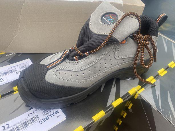 Buty bhp 10 par rozmiar 40 samurai safety shoes