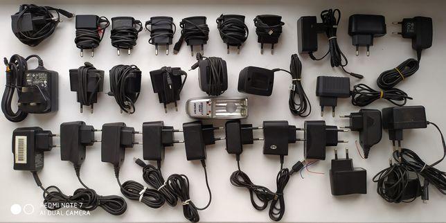 Зарядні пристрої, зарядки, блоки живлення