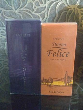 Большой выбор парфюмированной воды от Faberlic