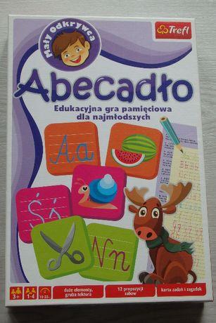 Abecadło - gra pamięciowa