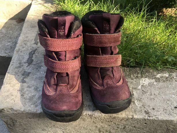 Зимові дитячі черевики Ессо