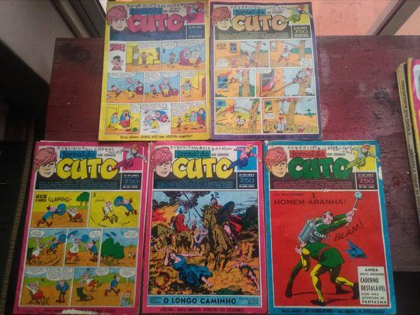 Revistas da CUTO