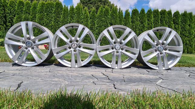 """Felgi Mercedes audi VW 5x112 17"""" ET47"""