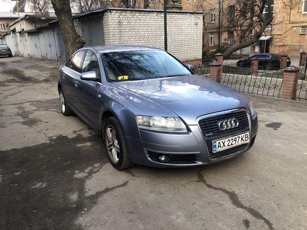 Audi A6 C6 2006 год!