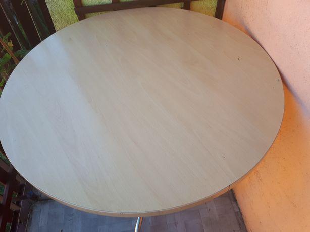 stół ogrodowy  duzy 80 cm