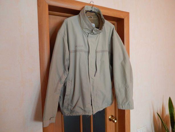 Куртка мужская на флисовой подкладке. Бренд Columbia