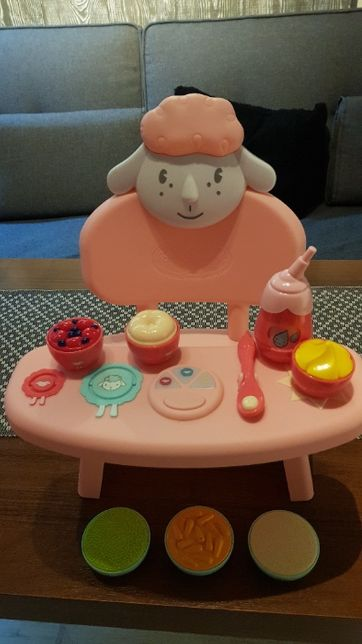 Baby Annabell Lunch Time Krzesełko do karmienia