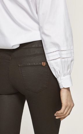 Продам джинсы massimo dutti skinny fit 38 размер
