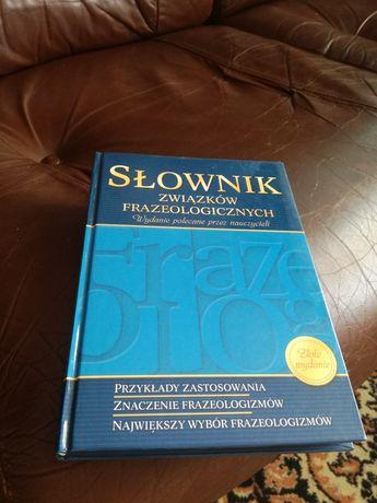Słownik związków frazeologicznych