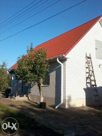 Продам новый дом/дачу возле Каменского левый берег