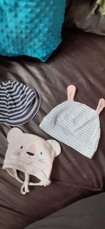 Czapki czapka na wiosne chłopiec 74-80 cm